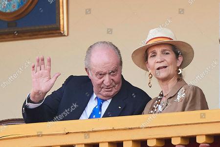 Juan Carlos of Spain, Princess Elena