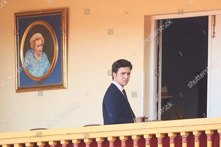 Editorial picture of Spanish Royals Attend Bullfight Tribute to Maria De Las Mercedes De Borbon, Madrid, Spain - 02 Jun 2019