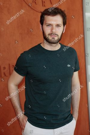 Editorial photo of Celebrities at Roland Garros 2019 French Open, Day Five, Paris, France - 02 Jun 2019