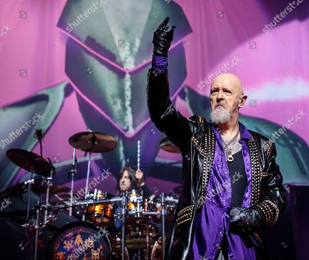 Stock Photo of Judas Priest - Rob Halford