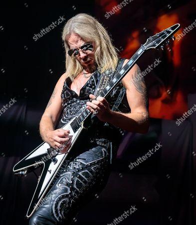 Judas Priest - Richie Faulkner