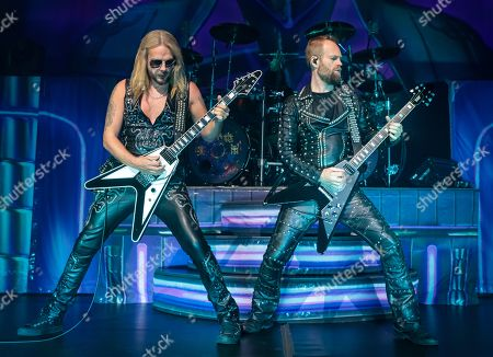 Editorial picture of Judas Priest in concert, Austin, USA - 29 May 2019