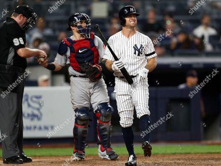 Editorial picture of Red Sox Yankees Baseball, New York, USA - 02 Jun 2019
