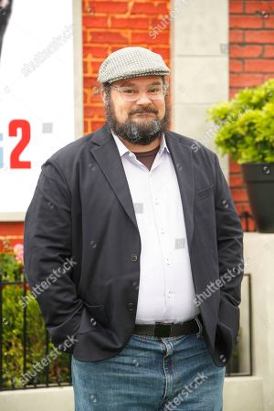 Stock Photo of Bobby Moynihan arrives for the premiere of The Secret Life of Pets 2 at the Regency Village Theater in Westwood, Los Angeles, California, USA, 02 June 2019. The movie opens in the US on 07 June 2019.