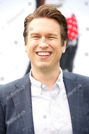 Pete Holmes arrives for the premiere of The Secret Life of Pets 2 at the Regency Village Theater in Westwood, Los Angeles, California, USA, 02 June 2019. The movie opens in the US on 07 June 2019.