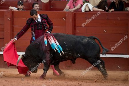Bullfighter Jose Maria Manzanares
