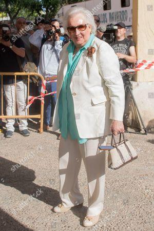 Infanta Pilar de Borbon