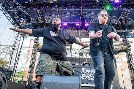 Editorial photo of 2019 Bunbury Music Festival - Day 3, Cincinnati, USA - 02 Jun 2019