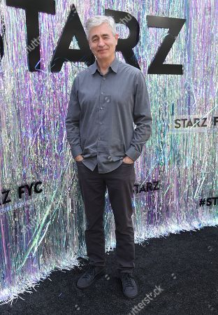 Editorial image of STARZ FYC Day, Arrivals, Los Angeles, USA - 02 Jun 2019