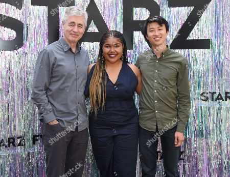 Editorial photo of STARZ FYC Day, Arrivals, Los Angeles, USA - 02 Jun 2019