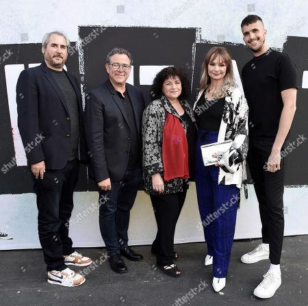 Editorial image of 'Rent Live!' TV Show FYC Event, Arrivals, Los Angeles, USA - 02 Jun 2019