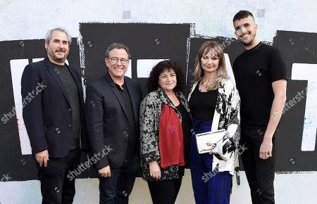 Stock Photo of Adam Siegel, Michael Greif, Julie Larson, Angela Wendt, Jason Sherwood