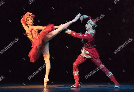 Editorial picture of 'Firebird' Performed by the Royal Ballet at the Royal Opera House, London, UK, 31 May 2019