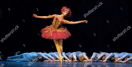 Editorial photo of 'Firebird' Performed by the Royal Ballet at the Royal Opera House, London, UK, 31 May 2019