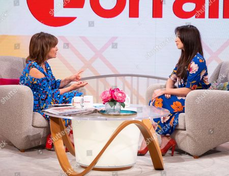 Editorial photo of 'Lorraine' TV show, London, UK - 03 Jun 2019