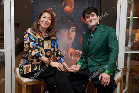 Lola Carretero and Alejandro Gomez Palomo