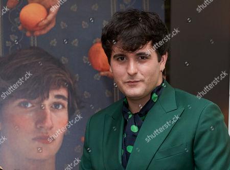 Designer Alejandro Gomez Palomo