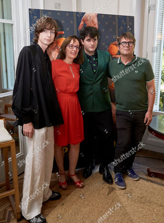 Editorial image of 'Palomo Spain' book launch, Madrid, Spain - 29 May 2019