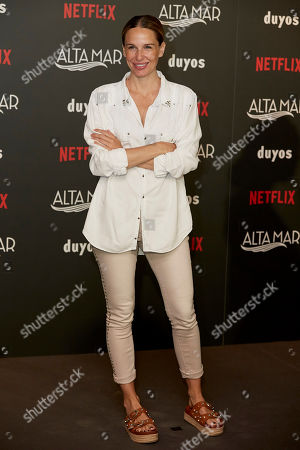Editorial photo of 'Alta Mar By Juan Duyos' collection launch, Madrid, Spain - 29 May 2019