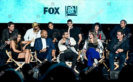 Editorial picture of 'Rent Live!' TV Show FYC Event, Press Conference, Los Angeles, USA - 02 Jun 2019