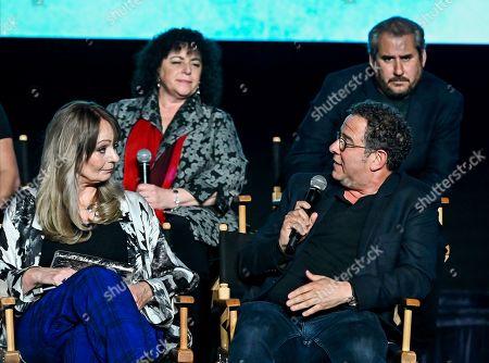 Julie Larson, Adam Siegel, Angela Wendt, Michael Greif
