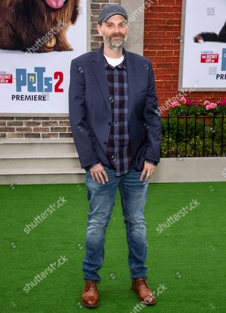 Editorial photo of 'The Secret Life of Pets 2' Film Premiere, Arrivals, Regency Village Theatre, Los Angeles, USA - 02 Jun 2019