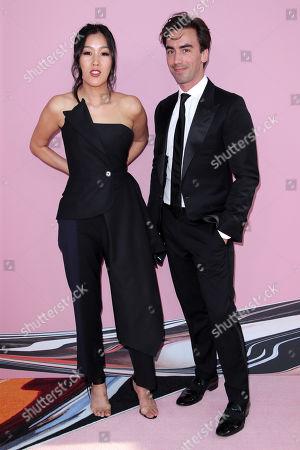 Laura Kim and Dominican Fernando Garcia