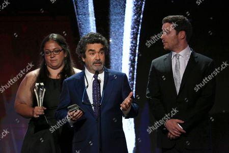 Editorial image of Critics' Choice Real TV Awards, Show, Los Angeles, USA - 02 Jun 2019