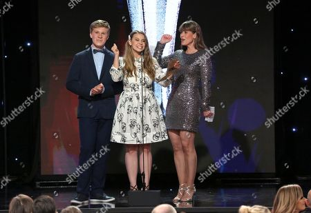 Editorial picture of Critics' Choice Real TV Awards, Show, Los Angeles, USA - 02 Jun 2019