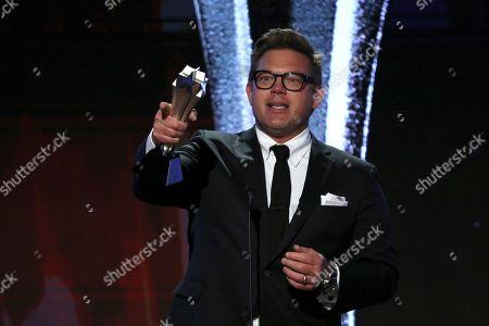 Editorial photo of Critics' Choice Real TV Awards, Show, Los Angeles, USA - 02 Jun 2019