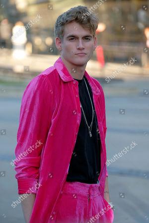 Stock Image of Presley Gerber