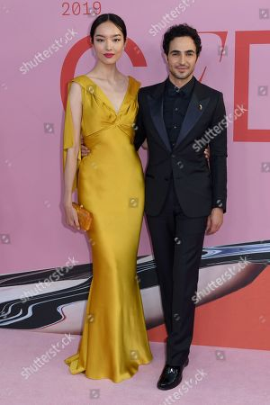 Editorial picture of CFDA Fashion Awards, Arrivals, Brooklyn Museum, New York, USA - 03 Jun 2019