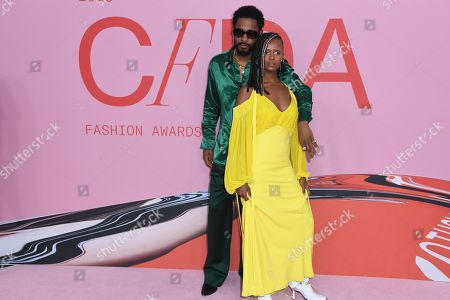 Editorial photo of CFDA Fashion Awards, Arrivals, Brooklyn Museum, New York, USA - 03 Jun 2019