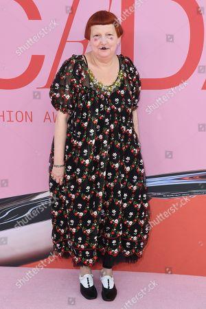 Editorial photo of CFDA Fashion Awards, Arrivals, Brooklyn Museum, New York, USA - 03 Jun 2019