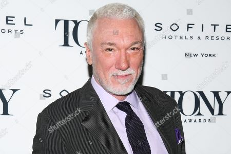 Editorial image of Tony Honors Cocktail Party, Arrivals, Sofitel Hotel, New York, USA - 03 Jun 2019