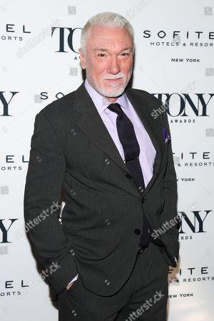 Editorial photo of Tony Honors Cocktail Party, Arrivals, Sofitel Hotel, New York, USA - 03 Jun 2019