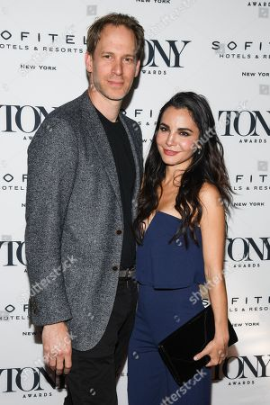 Editorial picture of Tony Honors Cocktail Party, Arrivals, Sofitel Hotel, New York, USA - 03 Jun 2019