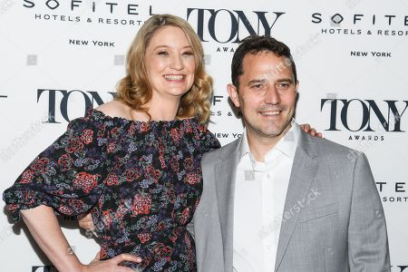 Stock Image of Heidi Schreck and Guest