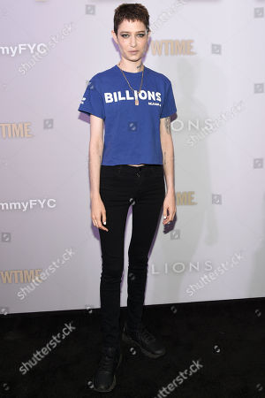 Editorial photo of 'Billions' TV Show FYC event, Arrivals, Paley Center for Media, New York, USA - 03 Jun 2019