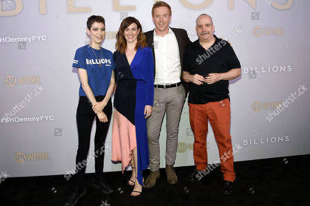 Editorial picture of 'Billions' TV Show FYC event, Arrivals, Paley Center for Media, New York, USA - 03 Jun 2019