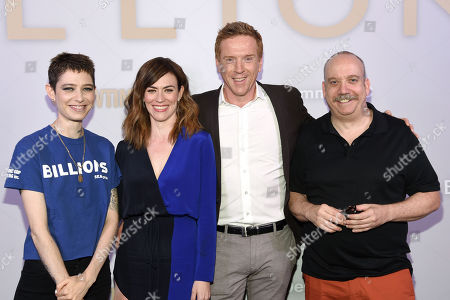 Editorial image of 'Billions' TV Show FYC event, Arrivals, Paley Center for Media, New York, USA - 03 Jun 2019