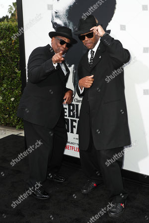 Stock Photo of Terry Lewis and Jimmy Jam