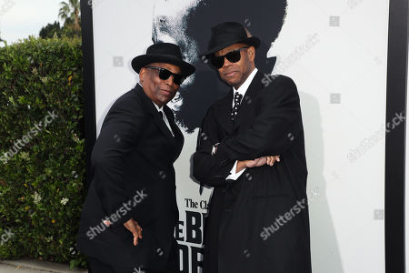 Stock Image of Terry Lewis and Jimmy Jam