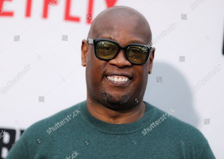 Stock Picture of Andre Harrell