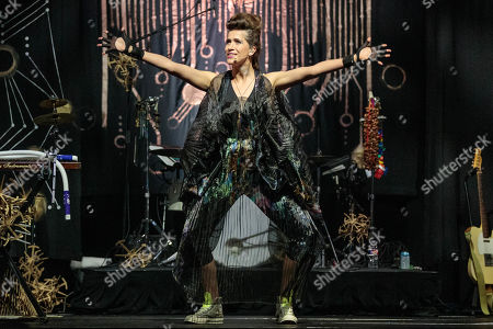 Stock Picture of Imogen Heap