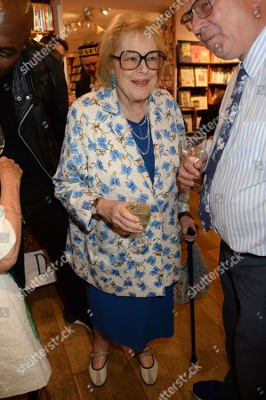 Editorial photo of 'Beached in Calabria' book launch party, London, UK - 03 Jun 2019