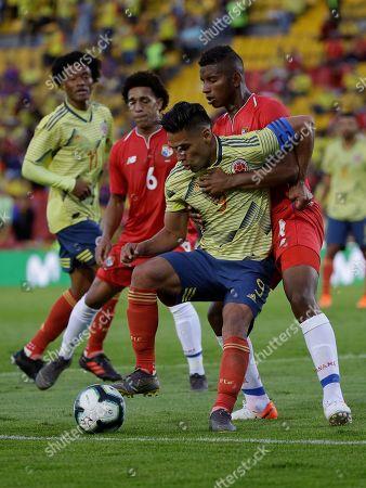 Editorial image of Panama Soccer, Bogota, Colombia - 03 Jun 2019