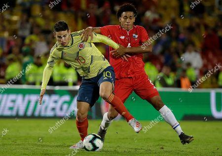 Editorial photo of Panama Soccer, Bogota, Colombia - 03 Jun 2019