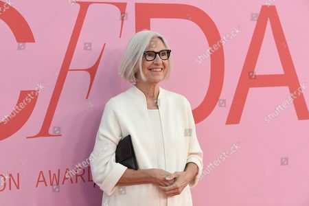 Eileen Fisher attends the CFDA Fashion Awards at the Brooklyn Museum, in New York
