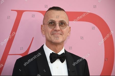 Steven Kolb attends the CFDA Fashion Awards at the Brooklyn Museum, in New York